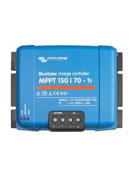 Reg carga Victron BlueSolarMPPT 12/24/48V 150/70TR