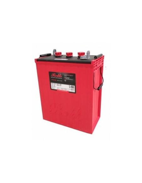 Baterías Monoblock Plomo