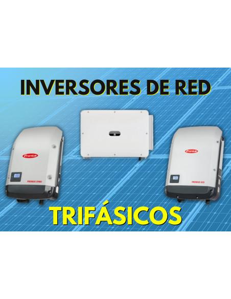 Inversores de Red Trifásicos
