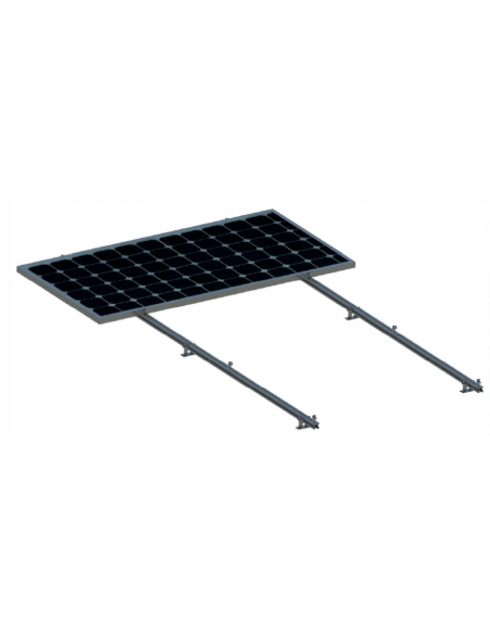 Estructuras Paneles Solares Integradas